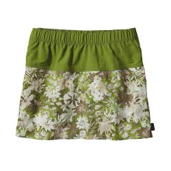 Patagonia W's Baggies Skirt 2016 Neo Tropics/Supply Green S