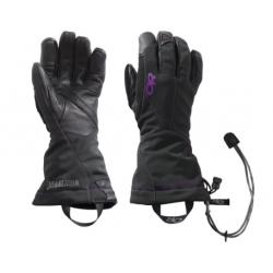 Outdoor Research W's Luminary Sensor Glove 2017 Black/Ultraviolet M