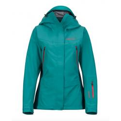 Marmot W's Spire Jacket 2018 Patina Green/Deep Teal XS