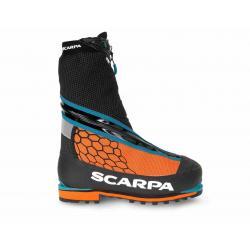 Scarpa Phantom 6000 Black/Orange 44