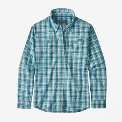 Patagonia W's L/s Sun Stretch Shirt 2019 Tcat/m.b S