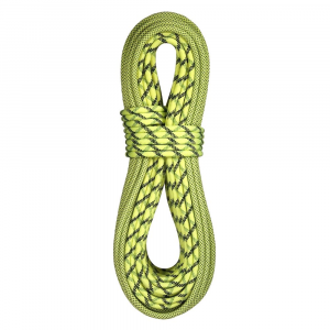 bluewater ropes lightning pro 9.7mm x 70m bi-pattern rope- Save 10% Off - The Blue Water Lightning Pro is a lightweight rope ideal for all-day routes in the mountains or high-end redpoints at the crag. 70 meters long, the Lightning allows you to link pitches, rap further, or just barely get lowered off long single pitches (Read: Indian Creek). The Lightning Pro handles great and is easy to clip thanks to its suppleness, while its bi-pattern helps you quickly identify the rope's center for extra safety on long leads and on rappels. For multi-pitch moderates in Red Rocks, to looooong pitches in