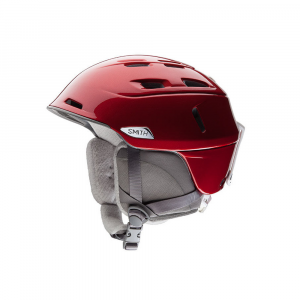 smith optics compass helmet - women's- Save 46% Off - Smooth, flowing lines and elegant details complement the Smith Optics Women's Compass helmet. Its low profile, in-mold construction combines with AirEvac 2 ventilation and the soft women's X-Static lining to create the perfect riding helmet. * Main photo is Metallic Pepper.