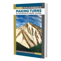 Giterdun Publishing Making Turns in Colorado's Front Range - Vol. 1