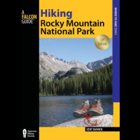 National Book Network Hiking Rocky Mountain National Park - 10th Edition