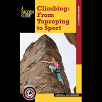 National Book Network Climbing: From Toproping to Sport