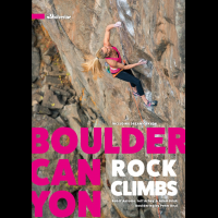 Wolverine Publishing Boulder Canyon Rock Climbs