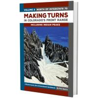 Giterdun Publishing Making Turns: Colorado Front Range - Vol. 2