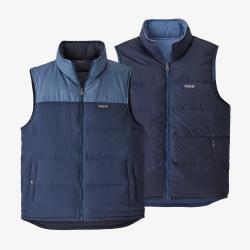 Men's Reversible Bivy Down Vest
