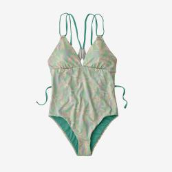 Women's Nanogrip Sunset Swell One-Piece Swimsuit
