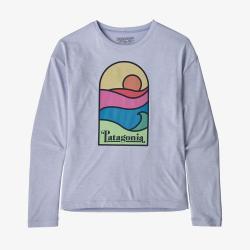 Girls' Long-Sleeved Capilene(R) Cool Daily T-Shirt