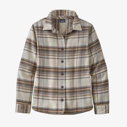 Girls' Fjord Flannel Shirt
