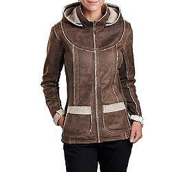 Women's Dani Sherpa Jacket