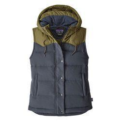 Women's Bivy Hooded Down Vest
