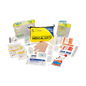 Ultralight & Watertight .9 Medical Kit