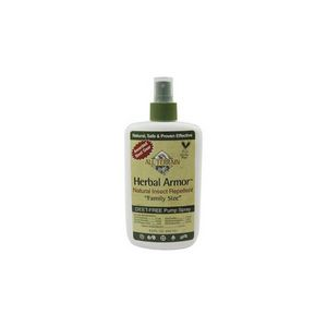 Herbal Armor Family Size 8oz. Bug Spray