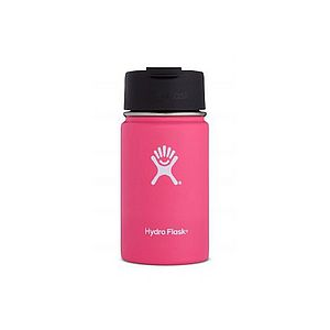 12oz Wide Mouth Bottle with Flip Lid