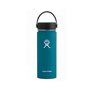 18oz Wide Mouth Water Bottle
