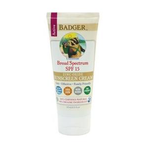 SPF 15 Unscented Sunscreen