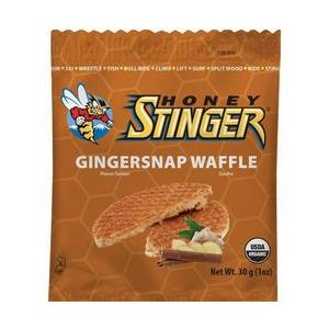 Organic Gingersnap Waffles