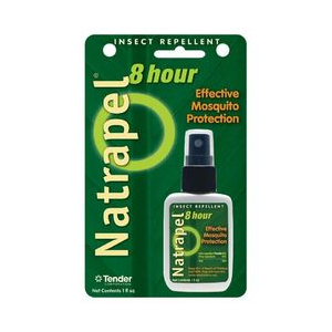 Natrapel Plus Bug Spray--1oz