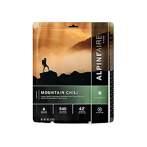 Mountain Chili Meal