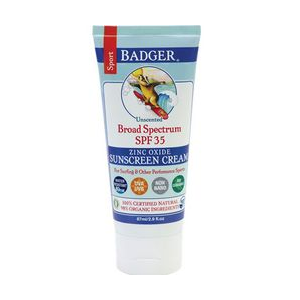 Sport Sunscreen Cream--SPF35