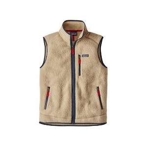 Patagonia Men's Retro Pile Vest - Small - Forge Grey -  22820