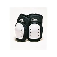 Pro Designed Super Knee Pads Black Denim