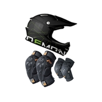 Demon MTB Zero D3O Combo Pack 2014