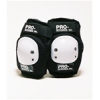 Pro Designed 1 & 1/3 Cap Knee Pads Black Denim