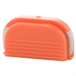 Glock Slide Plate Cover Half, Orange