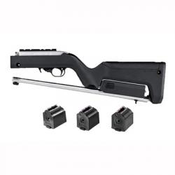 Brownells Ruger~ 10/22~ Backpacker Stock W/ 3-Pk Bx-1 10-Rd Mags