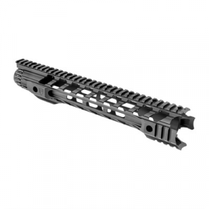 Fortis Manufacturing Free Float Night Rails Black Mlok 5.56