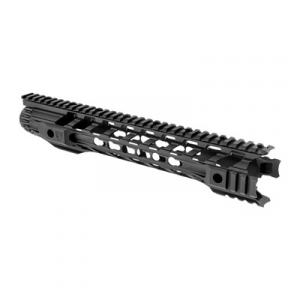 Fortis Manufacturing Free Float Night Rails Black Keymod 5.56