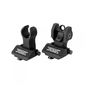 Troy Industries, Inc. Ar-15 Hk-Style 45 Degree Offset Sight Set