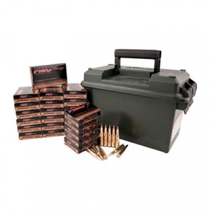 Pmc Ammunition, Inc. Bronze Ammo 38 Special 132gr Fmj Ammo Can