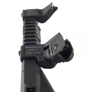 Dueck Defense Ar-15 Rapid Transition Sight Set