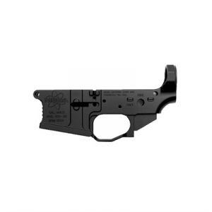 Mega Arms Ar-15 Mega Billet Lower Receiver 5.56mm Nato Black