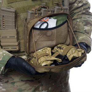 Tac Med Solutions Tactical Medical Solutions Trauma Kits: Combat Medic Pouch