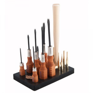 Grace Usa 17 Piece Tool Set W/Bench Block