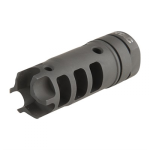 Lantac Ar-15 Dragon Muzzle Brake 22 Caliber