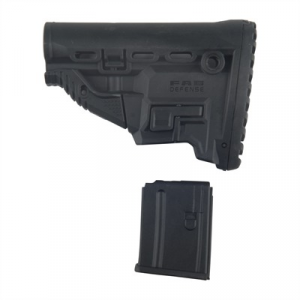 Fab Defense Ar-15 Survival Stock Collapsible Mil-Spec