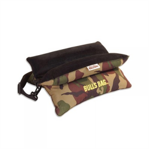 Bulls Bag Bench Camo Poly Bag W/Carry Strap 15""