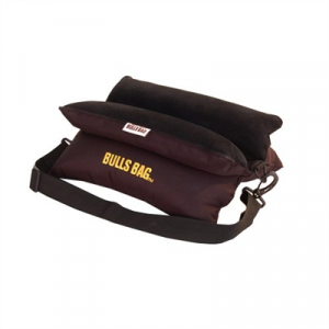 Bulls Bag Bench Blk Poly Bag W/Carry Strap 15""