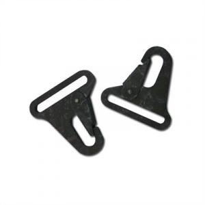 Sako Sako 2-Pc Hook Type Sling Swivel Black Steel