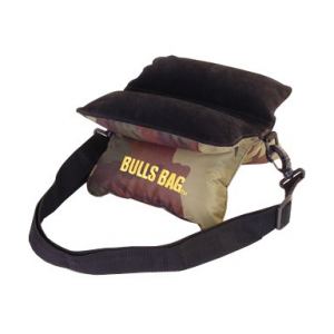 Bulls Bag Field Camo Poly Bag W/Carry Strap 10""