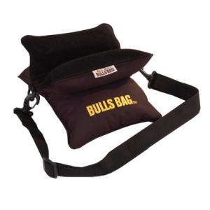 Bulls Bag Field Blk Poly Bag W/Carry Strap 10""