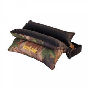 "Bulls Bag Shooting Rest 15"", Tree Camo-Bench Style"