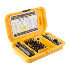 Chapman Ultimate Gunsmithing Screwdriver Set